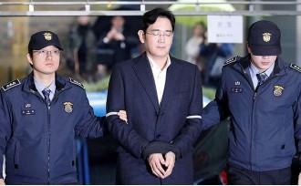 Глава Samsung Ли Чжэ Ён получил 5 лет за дачу взяток