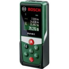 Лазерный дальномер Bosch PLR 40 C [0603672300]