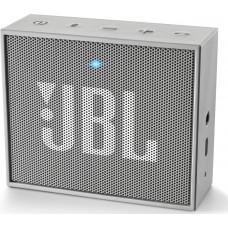 Беспроводная колонка JBL Go (серый)