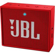 Беспроводная колонка JBL Go (красный)