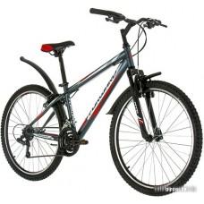Велосипед Forward Sporting 1.0 (серый, 2017)