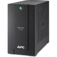Источник бесперебойного питания APC Back-UPS 750VA [BC750-RS]