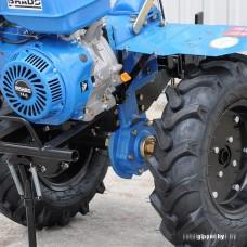 Мотокультиватор Brado BD-1400 с колесами 5.00-12