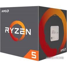 Процессор AMD Ryzen 5 1400 (BOX, Wraith Stealth)
