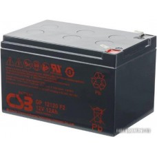 Аккумулятор для ИБП CSB GP12120 F2 (12В/12 А·ч)