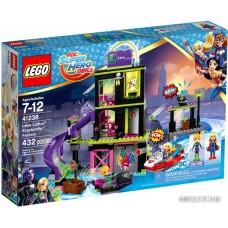 Конструктор LEGO DC Super Hero Girls 41238 Фабрика Криптомитов Лены Лютор