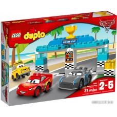 Конструктор LEGO Duplo 10857 Гонка за Кубок Поршня