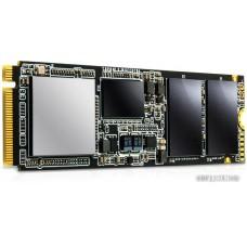 SSD A-Data XPG SX8000 256GB (без радиатора) [ASX8000NPC-256GM-C]