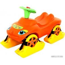 Каталка Полесье Мой любимый автомобиль (оранжевый) [44631]