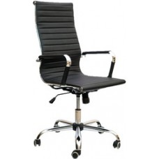 Кресло Mio Tesoro Рико AOC-8354B-CM (черный)