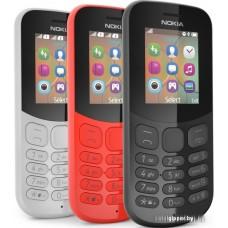 Мобильный телефон Nokia 130 Dual SIM (2017) (серый)