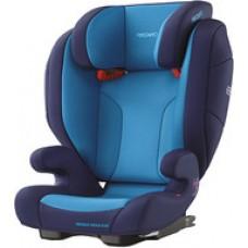 Автокресло RECARO Monza Nova Evo Seatfix Xenon Blue