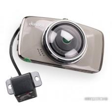 Автомобильный видеорегистратор Dunobil Chrom Duo