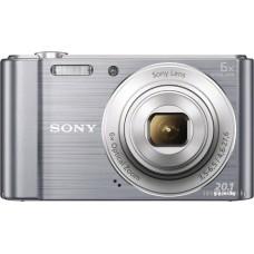 Фотоаппарат Sony Cyber-shot DSC-W810 (серебристый)