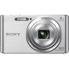 Фотоаппарат Sony Cyber-shot DSC-W830 (серебристый)