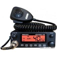Автомобильная радиостанция CB President Johnny III ASC 12/24V
