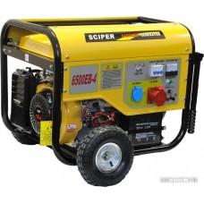 Бензиновый генератор Skiper LT 6500 EB-4