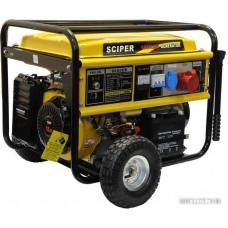 Бензиновый генератор Skiper LT 8000 EB