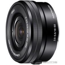 Объектив Sony E PZ 16-50mm F3.5-5.6 OSS (SELP1650)