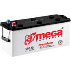 Автомобильный аккумулятор A-mega Premium 6СТ-140-А3 (140 А/ч)