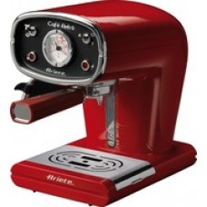 Рожковая кофеварка Ariete Retro 1388 Red