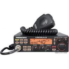 Автомобильная радиостанция CB President Lincoln II ASC