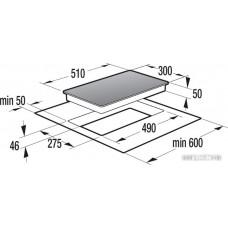 Варочная поверхность Gorenje ECT310CSC