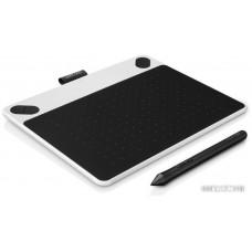 Графический планшет Wacom Intuos Draw White (CTL490DW)