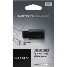 USB Flash Sony Micro Vault TINY 64GB Black (USM64M1B)