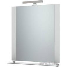 Triton Ника-75 зеркало с подсветкой белое