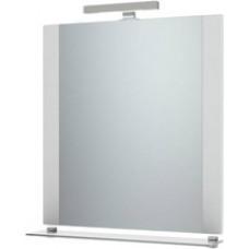 Triton Ника-80 зеркало с подсветкой белое