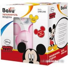Увлажнитель воздуха Ballu UHB-240 розовый