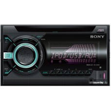 CD/MP3-магнитола Sony WX-800UI