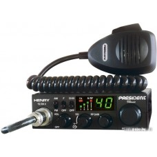Автомобильная радиостанция CB President Henry Classic ASC 12/24V