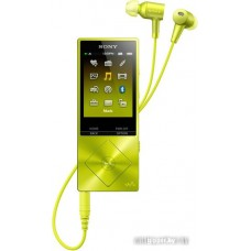MP3 плеер Sony NW-A25HN 16GB Yellow