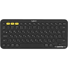 Клавиатура Logitech Multi-Device K380 Dark Grey Bluetooth [920-007584]