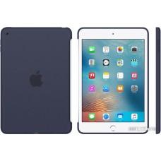 Чехол для планшета Apple Silicone Case for iPad mini 4 (Midnight Blue) [MKLM2ZM/A]