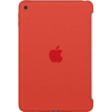 Чехол для планшета Apple Silicone Case for iPad mini 4 (Orange) [MLD42ZM/A]