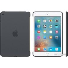 Чехол для планшета Apple Silicone Case for iPad mini 4 (Charcoal Gray) [MKLK2ZM/A]