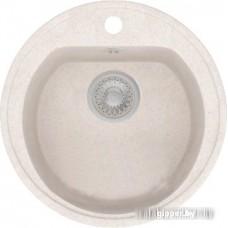 Кухонная мойка Polygran F-05 (белый)