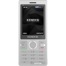 Мобильный телефон Keneksi K9 Silver
