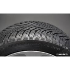 Автомобильные шины Continental WinterContact TS 860 195/65R15 91T