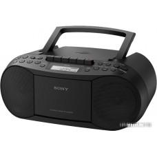 Портативная аудиосистема Sony CFD-S70 (черный)