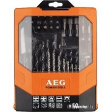 Набор оснастки AEG 4932430411 50 предметов