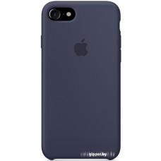Чехол Apple Silicone Case для iPhone 7 Midnight Blue [MMWK2]