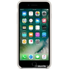 Чехол Apple Silicone Case для iPhone 7 Plus Stone [MMQW2]