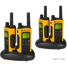 Портативная радиостанция Motorola TLKR T80 Extreme Quad Pack
