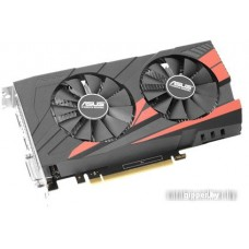 Видеокарта ASUS Expedition GeForce GTX 1050 Ti 4GB GDDR5 [EX-GTX1050TI-O4G]